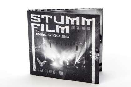 Long Distance Calling: Stummfilm - Live from Hamburg, CD