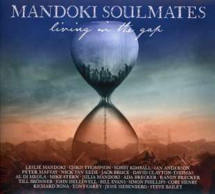 ManDoki Soulmates: Living In The Gap + Hungarian Pictures, CD