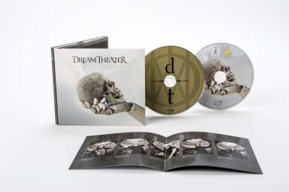 Dream Theater: Distance Over Time (Special Edition), CD