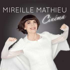 Mireille Mathieu: Cinéma, CD