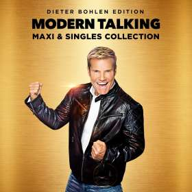 Modern Talking: Maxi & Singles Collection, CD