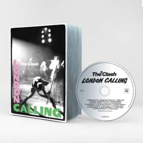 The Clash: London Calling (The Scrapbook), CD