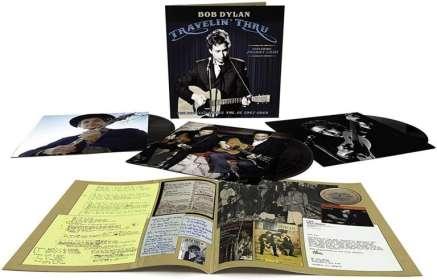 Bob Dylan: Travelin' Thru,1967-1969: The Bootleg Series Vol. 15, LP