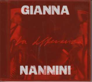Gianna Nannini: La Differenza, CD