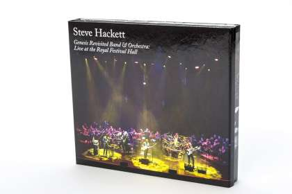 Steve Hackett (geb. 1950): Genesis Revisited Band & Orchestra: Live, CD
