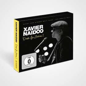 Xavier Naidoo: Danke fürs Zuhören 2 - Nicht von dieser Welt Tour, CD
