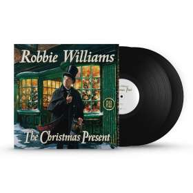 Robbie Williams: The Christmas Present (180g), LP