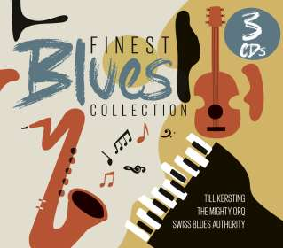 Till Kersting: Finest Blues Collection, CD