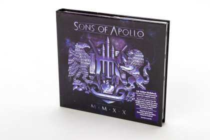 Sons Of Apollo: MMXX (Limited Edition Mediabook), CD