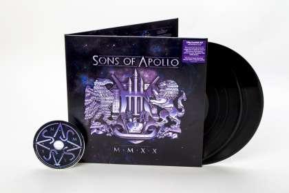Sons Of Apollo: MMXX (180g), LP