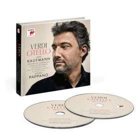Giuseppe Verdi (1813-1901): Otello (Deluxe-Ausgabe), CD