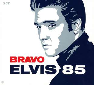 Elvis Presley (1935-1977): Elvis 85 (BRAVO Edition), CD