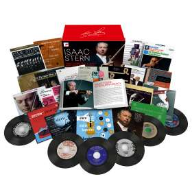 Isaac Stern - The Complete Columbia Analogue Recordings, CD