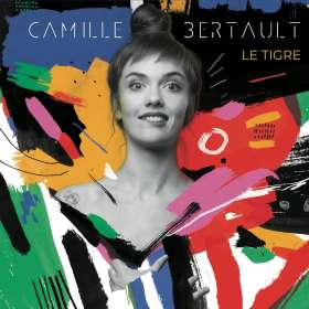 Camille Bertault: Le tigre, CD