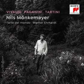 Nils Mönkemeyer - Italiano, CD