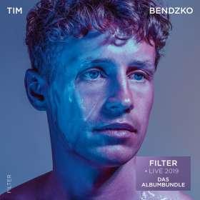 Tim Bendzko: FILTER + Live 2019: Das Albumbundle, CD