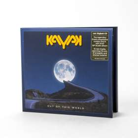 Kayak: Out Of This World, CD