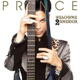 Prince: Welcome 2 America, CD