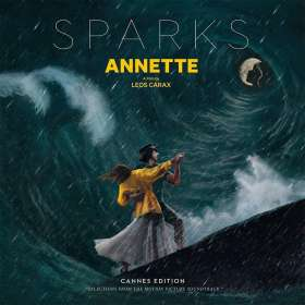 Sparks: Filmmusik: Annette, CD