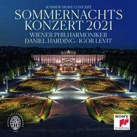 Wiener Philharmoniker - Sommernachtskonzert Schönbrunn 2021, CD