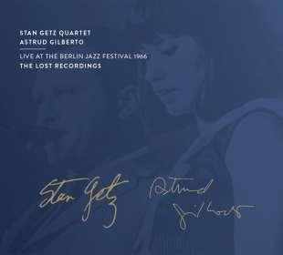 Stan Getz & Astrud Gilberto: Live At The Berlin Jazz Festival 1966, CD