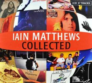 Iain Matthews: Collected, CD