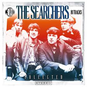 The Searchers: Collected, CD