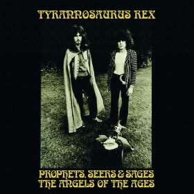 Tyrannosaurus Rex: Prophets, Seers and Sages - The Angels of the Ages, CD