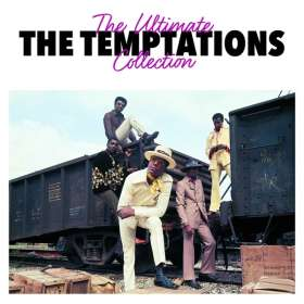 The Temptations: The Ultimate Collection, 2 CDs