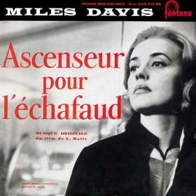 Miles Davis (1926-1991): Ascenseur Pour L'Echafaud (Limited-Deluxe-Edition), CD