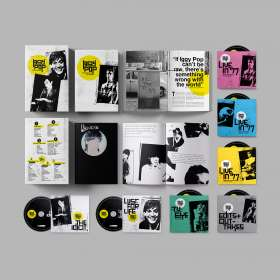 Iggy Pop: The Bowie Years (Limited Edition Box), CD