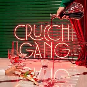 Crucchi Gang: Crucchi Gang, CD