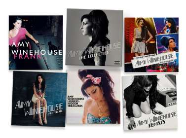 Amy Winehouse: The Collection, CD