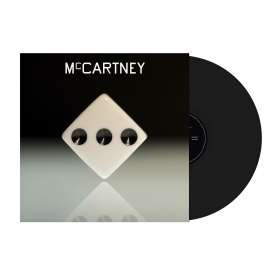 Paul McCartney: McCartney III (180g), LP
