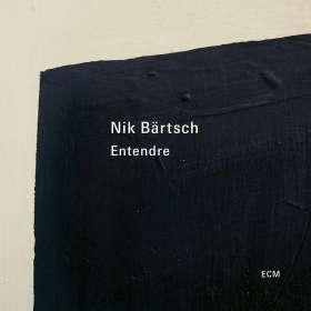 Nik Bärtsch (geb. 1971): Entendre, CD