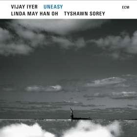 Vijay Iyer (geb. 1971): Uneasy, LP