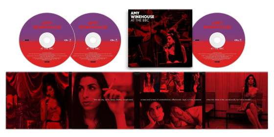 Amy Winehouse: At The BBC, CD