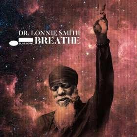 Dr. Lonnie Smith (Organ) (geb. 1942): Breathe, CD