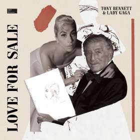 Tony Bennett & Lady Gaga: Love For Sale (Limited Deluxe Edition), CD