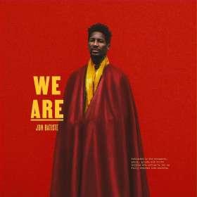 Jon Batiste: We Are, CD