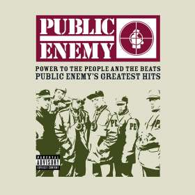 Public Enemy: Power To The People & The Beats - Greatest Hits, CD