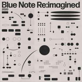 Blue Note Re:imagined, CD