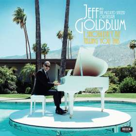 Jeff Goldblum: I Shouldn't Be Telling You This, CD