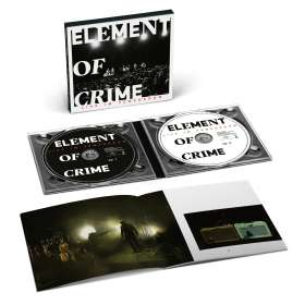 Element Of Crime: Live im Tempodrom (Limited Deluxe Edition), CD