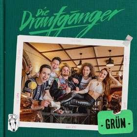 Die Draufgänger: Grün, CD