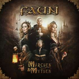 Faun: Märchen & Mythen, CD