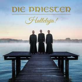 Die Priester (Gesangstrio): Halleluja!, CD