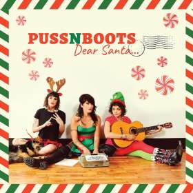 Puss N Boots & Norah Jones: Dear Santa, CD