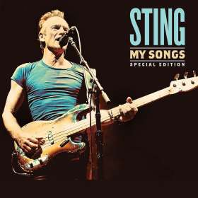 Sting (geb. 1951): My Songs (Special Edition), CD
