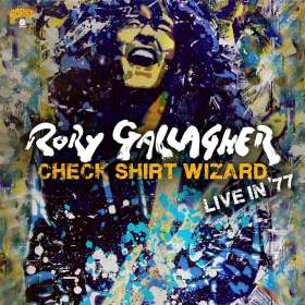 Rory Gallagher: Check Shirt Wizard - Live In '77, CD